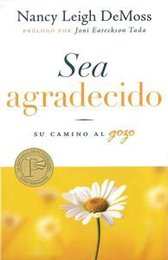 Sea Agradecido (Choosing Gratitude - Spanish)